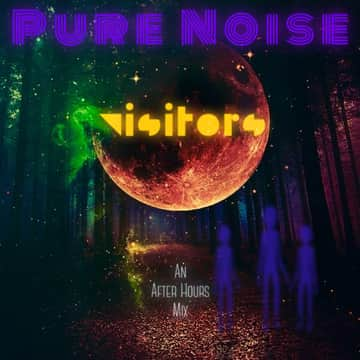 DJ PURE NOISE: Visitors: An After Hours Mix | Luminary