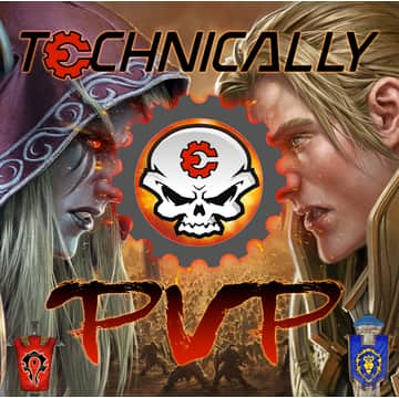 Technically PvP | Listen on Luminary